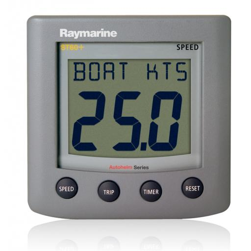Rayamrine ST60 speed and temperature instrument (no transducer)