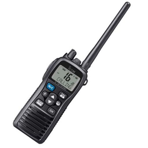 Icom IC-M73EURO Handheld Professional Marine VHF Transceiver