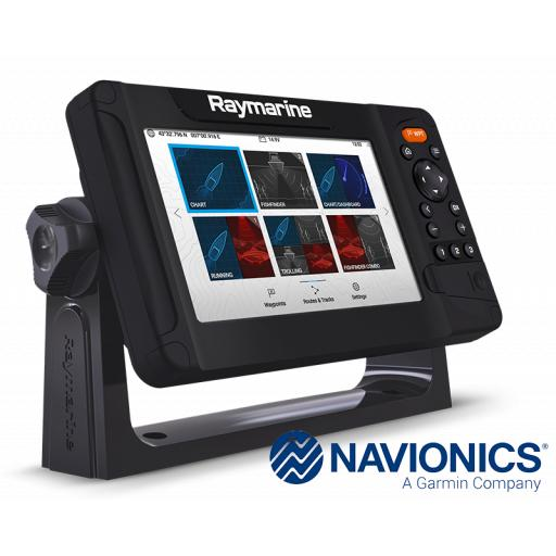 Raymarine Element 7 S with Free Navionics+ Small Download