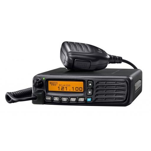 Icom A120E Airband VHF Radio