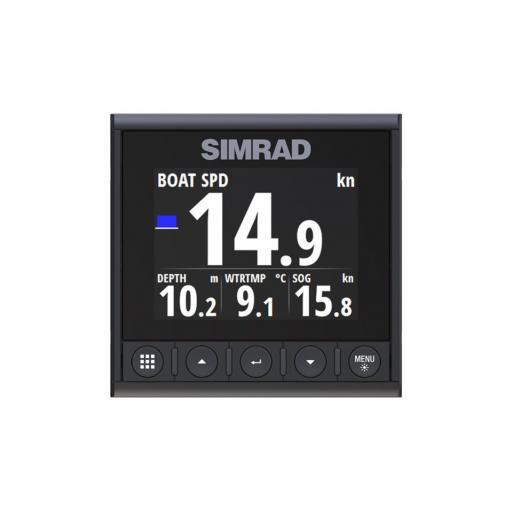 Simrad IS42 Instrument Display