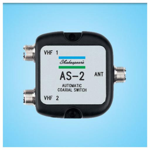 Shakespeare AS-2 Automatic Coaxical Switch