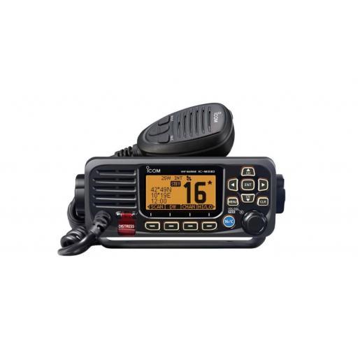 Icom M330GE Compact VHF/DSC Marine Radio