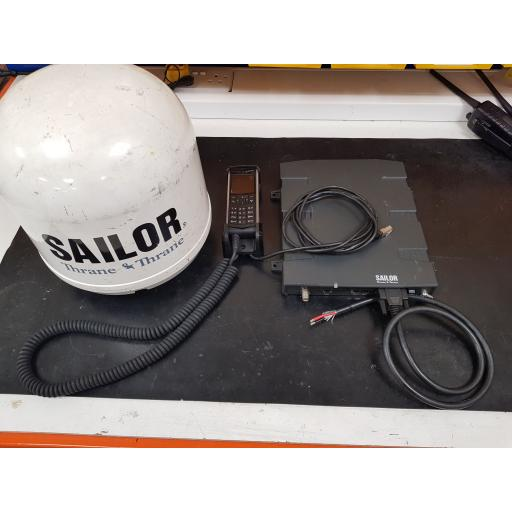 Sailor 150 Marine Fleetbraodband Satellite Communication