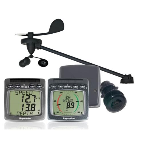 Wireless Wind Speed and Depth System (T108-868)